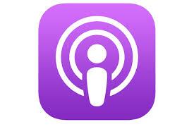 Podcast-app-icoon